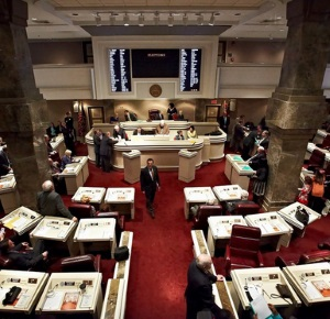 Gambling and Guns on the mind of the Alabama Legislature