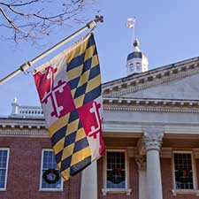 Maryland Sports Betting Bill Gains Support