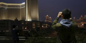 Macau Gambling Revenue Plunges to Record Low