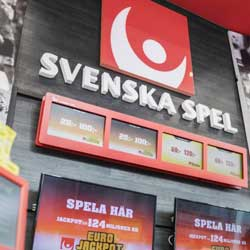 Svenska Spel Reported Downturn in the Third Quarter