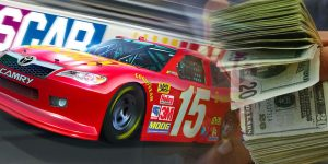 Talladega is the Most Wagered NASCAR Race After Daytona